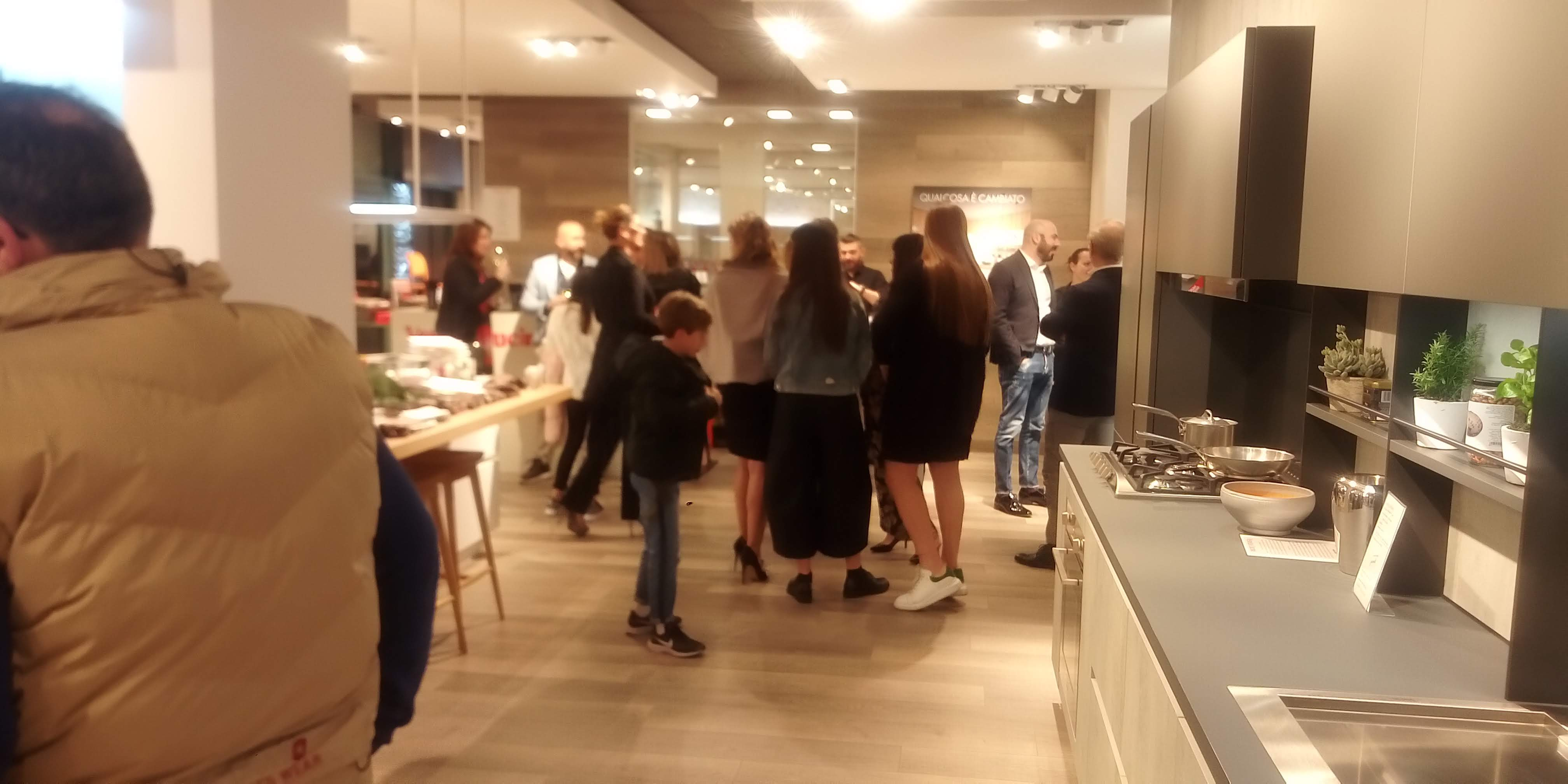 Private Party in Veneta Cucine Crema di Artabita srl
