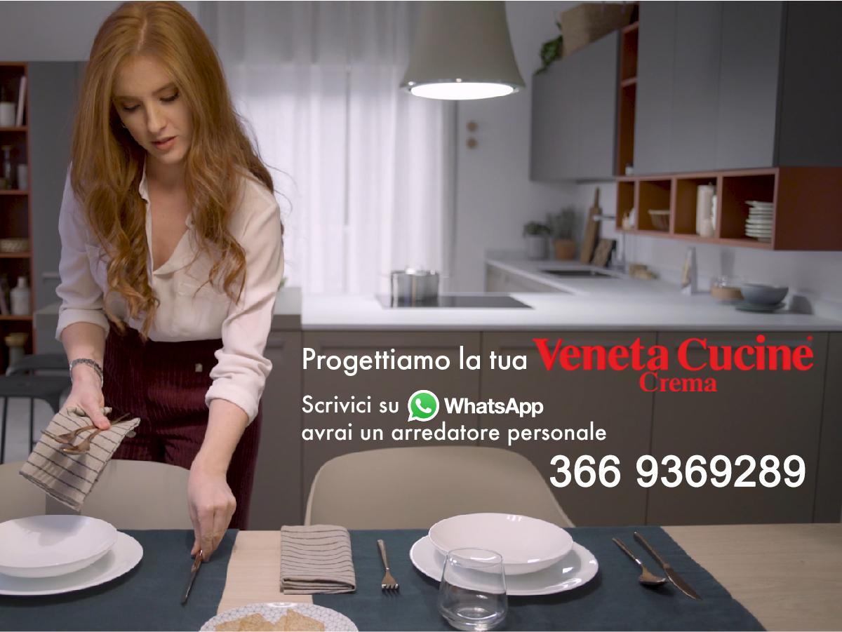 Veneta Cucine Crema